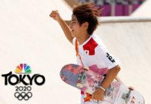 Yuto Horigome Olympic Skateboarding